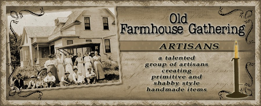 Old Farmhouse Gathering Artisans