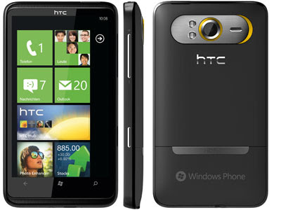 T-Mobile htc hd7