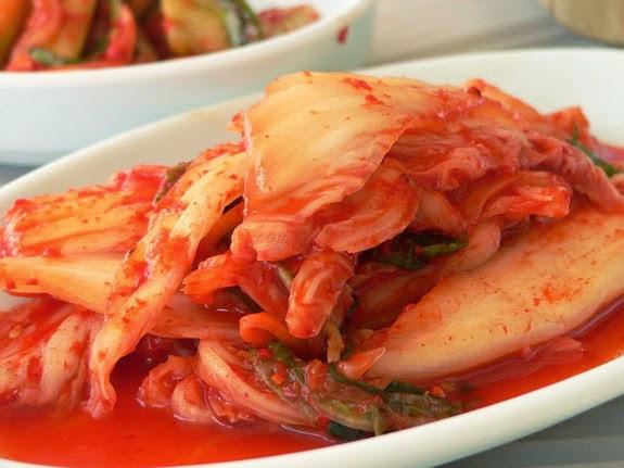 Kimchi Spesial Korea