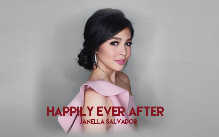 Janella Salvador – Happily Ever After lyrics