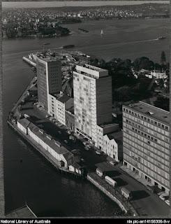 UNILEVER BUILDING 1957