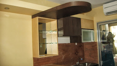 Kitchen set  Apartemen Kalibata City