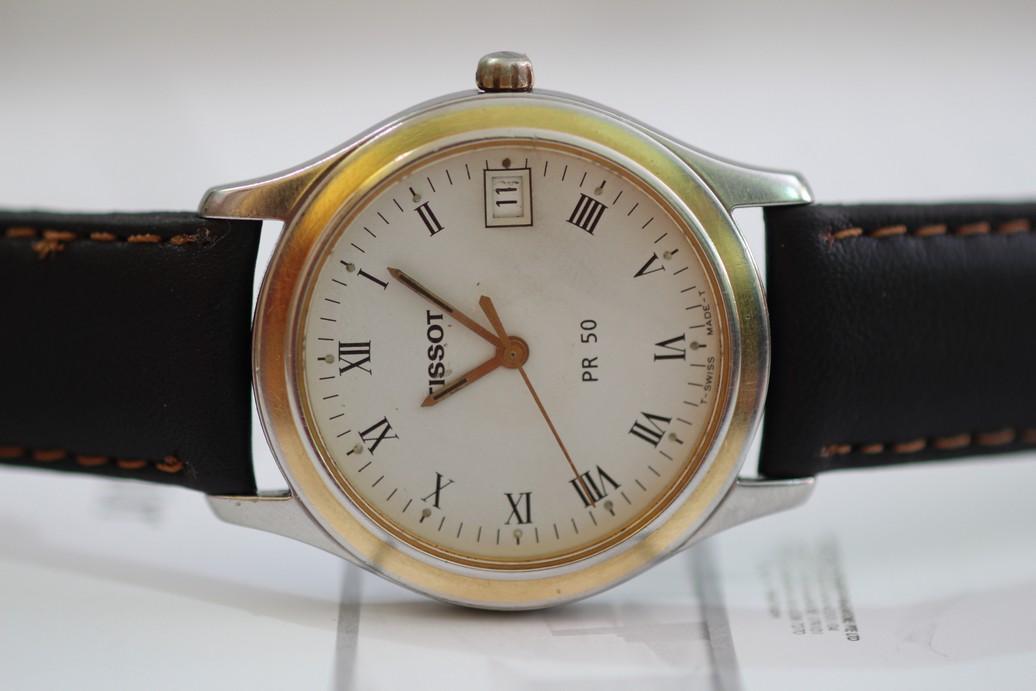 Часы тиссот мужские 1853 pr50