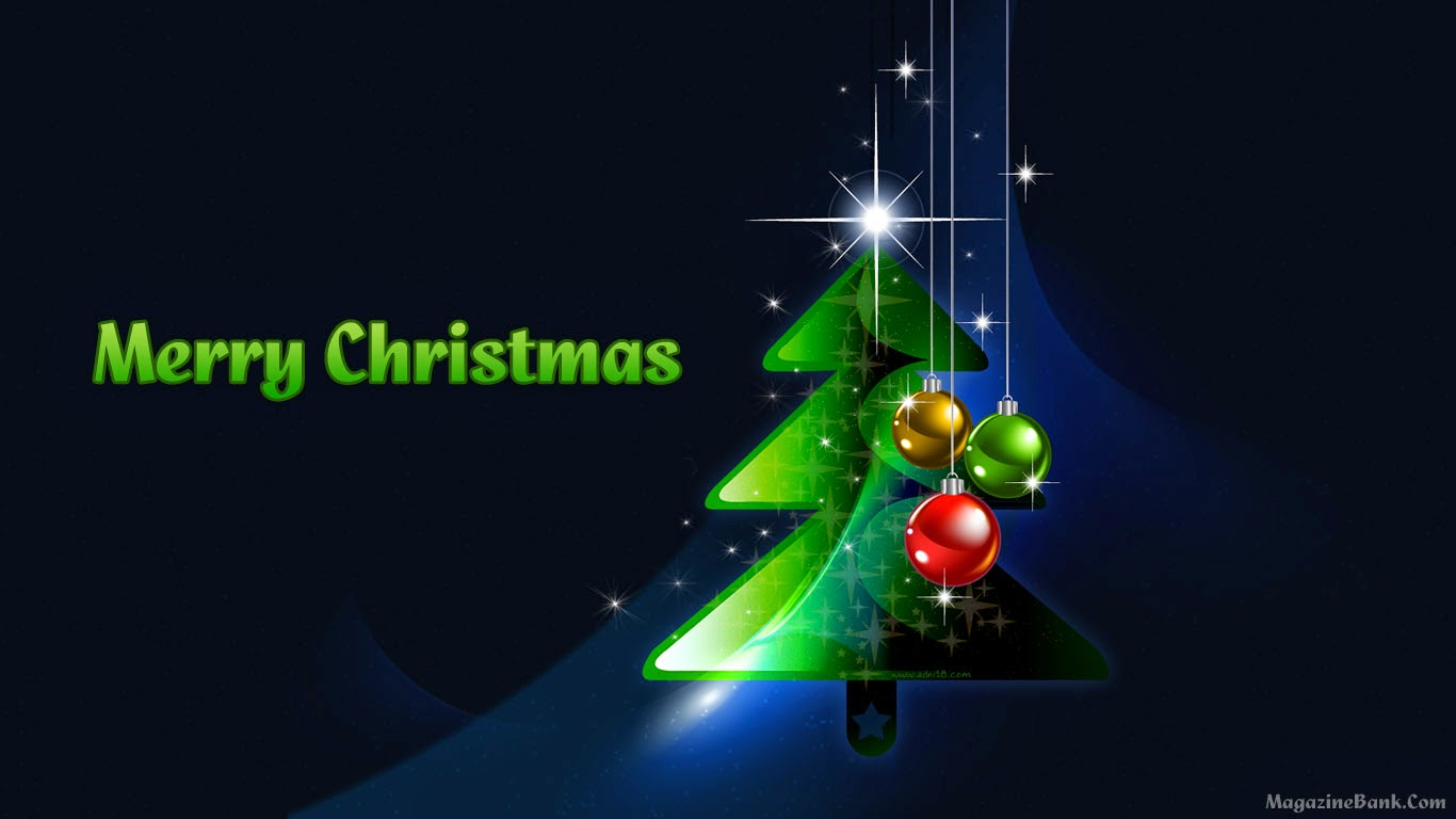 Merry Christmas and Happy New Year Wallpapers