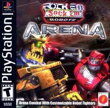 Torrent Super Compactado Rock Em Sock Em Robots Arena PS1