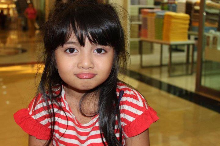 Profil dan Foto Lengkap Amanina Afiqah Ibrahim
