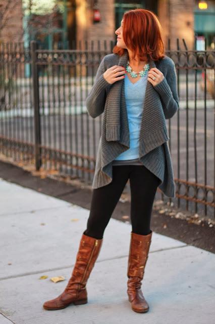 Target, shawl, sweater, gray