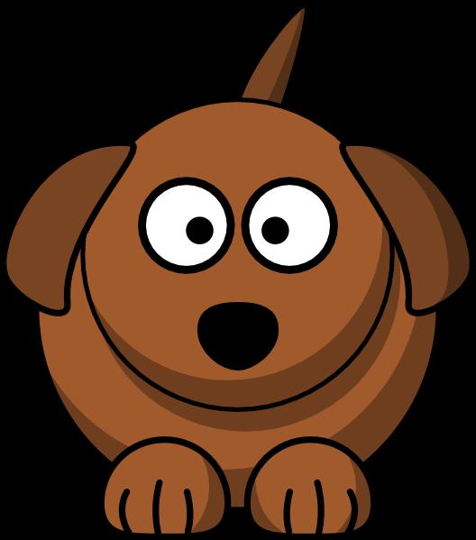Cartoon Picture Of Hound Dog