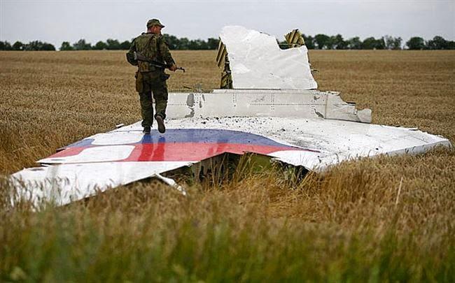 USD$30 Juta ganjaran bagi maklumat siapa yang tembak jatuh MH17 di Ukraine