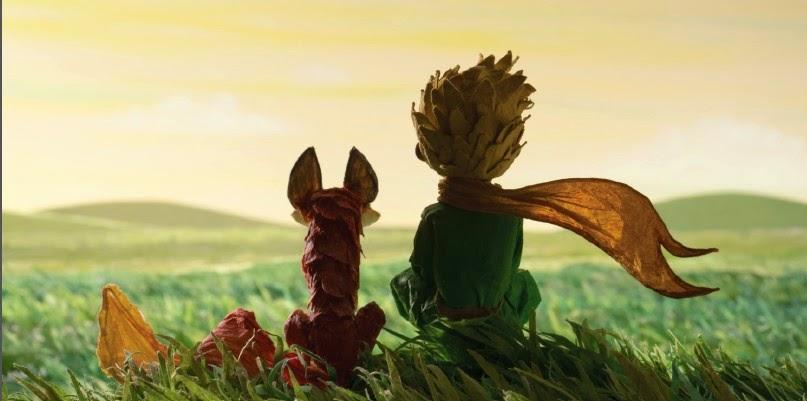 El trailer de la nueva película de El Principito