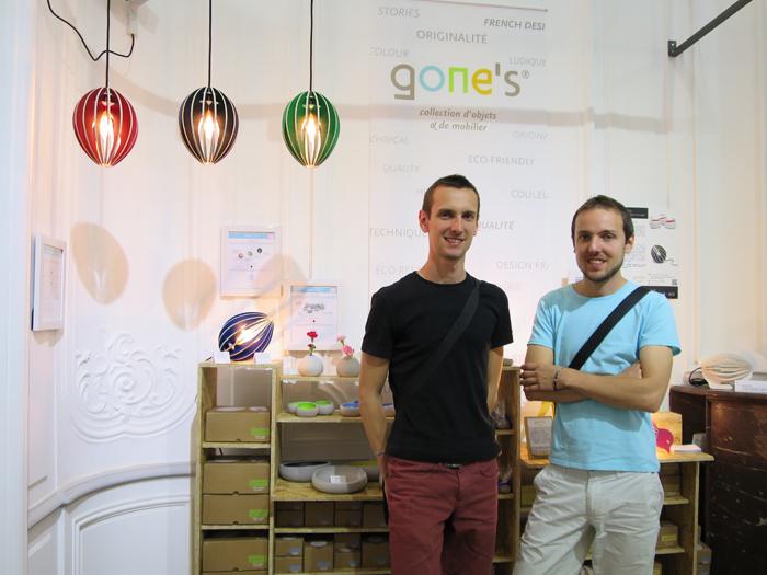 Rencontre créateurs Gone's Marseille