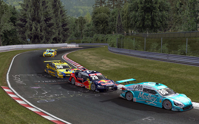 Game Stock Car 2012 Nordschleife