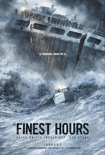 Film The Finest Hours 2016 Bioskop