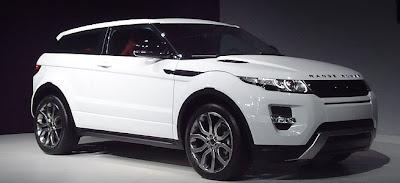 Fotos da Range Rover Evoque 3