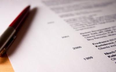 Contoh Surat Lamaran Kerja dan Curriculum Vitae (CV)