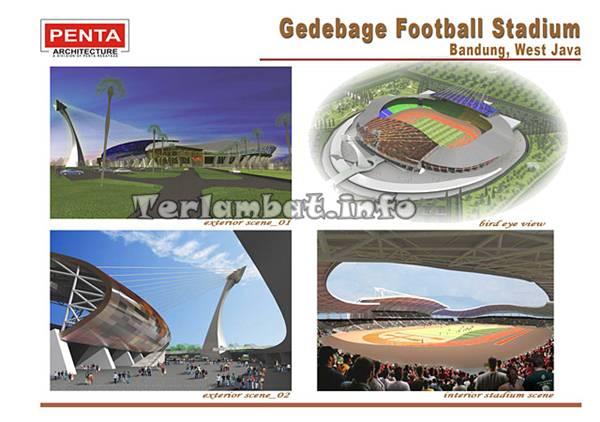 Stadion Gedebage Bandung