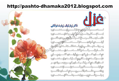 Pashto Ghazal Swat Velley Ghazal Poetry World Pashto Funny Ghazal