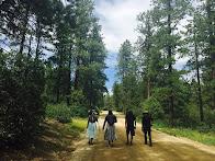 Dine' Walkers reach Sacred Dibe Ntsaa