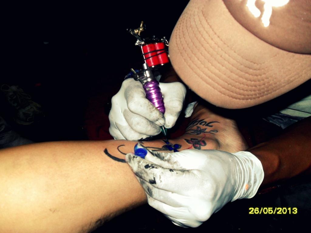 Tatuajes Temporales Hechos En Casa tatuajes para el cuerpo