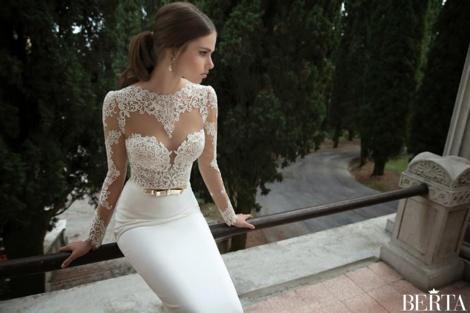 Vestidos novia berta