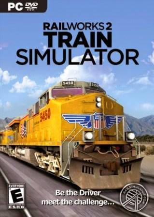 Games RailWorks 2 Train Simulator 2010-SKIDROW PC
