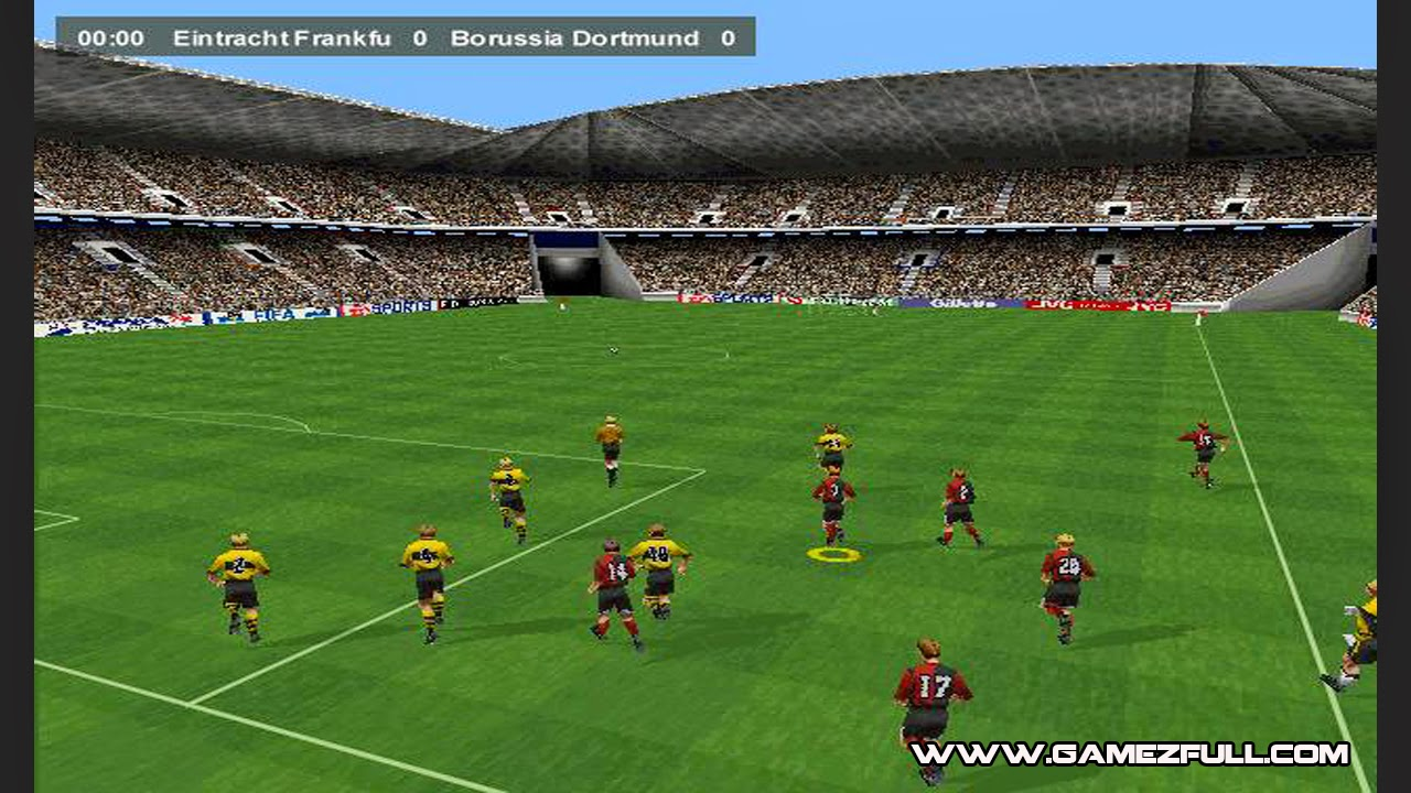 FIFA 98 Road to World Cup full pc español 1 link