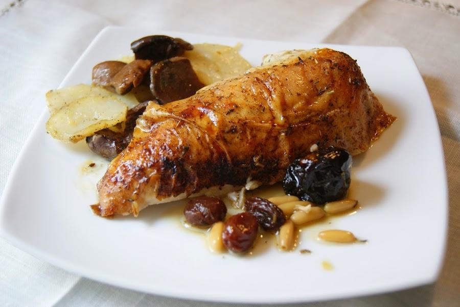 10 recetas faciles economicas y originales con pollo - Primeros platos faciles y originales ...