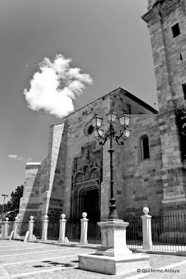 Catedral Magistral de los Niños Justo e Pastor (Alcalá de Henares, España), by Guillermo Aldaya / AldayaPhoto