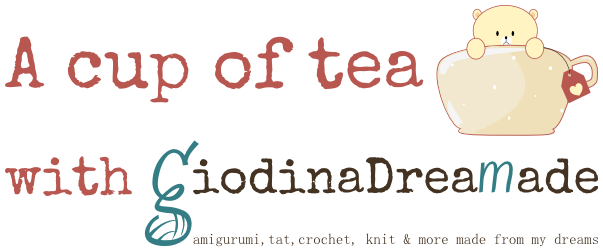 A cup of tea with GiodinaDreamade