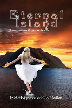 US - Eternal Island - Book 1 in the 'Eternal' series by K. S. Haigwood & Ella Medler