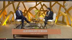 #MéxicoSocial en Canal Once TV