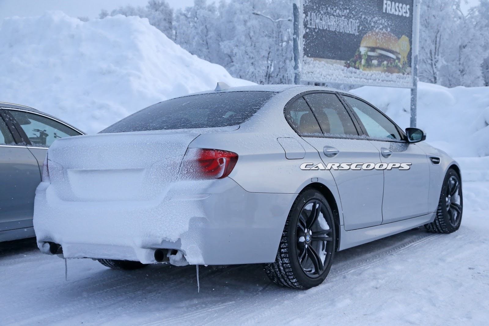 What Is Bmw Xdrive Here39s Proof That Bmw Is Testing An Awd M5 Xdrive