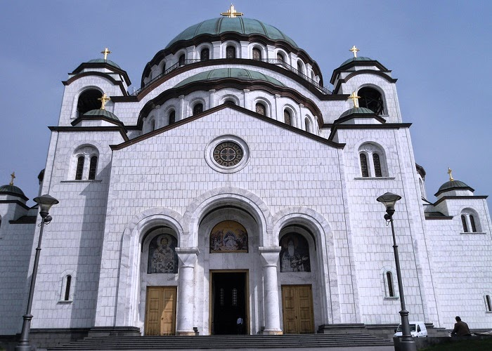 Things to see and do in Belgrade: Visit St Sava Temple