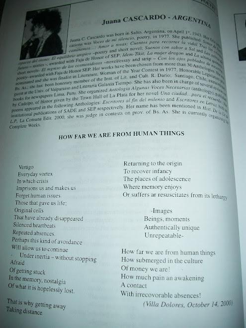 POETS ANTHOLOGY -IASI- ROMANIA