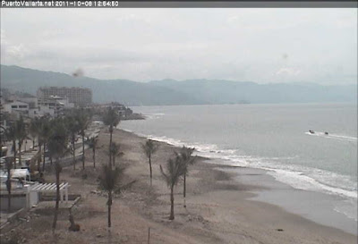 Live Webcams Puerto Vallarta, Nayarit, Mexiko, Live, Live Beachcam, Live Surfcam, Live Webcam, Puerto Vallarta, Nayarit, Golf von Mexiko,