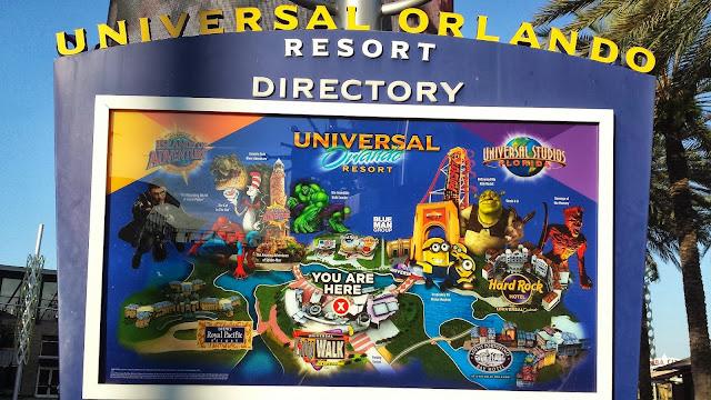 Floryda- Orlando: Universal Studios