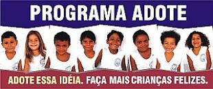 CONHEÇA E FAÇA PARTE DO PROGRAMA ADOTE