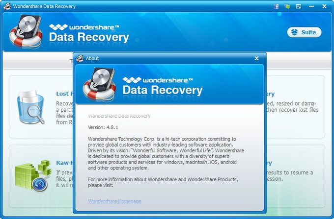 Wondershare Data Recovery 4 8 1 1 Full Patch Serial Key Download