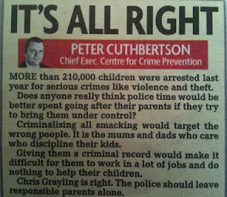 Peter Cuthbertson on Chris Grayling
