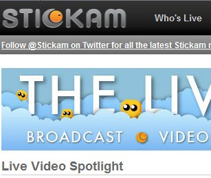 stickam webcam chat rooms