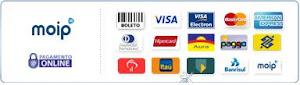 No elo7 você tem varias formas de pagamentos