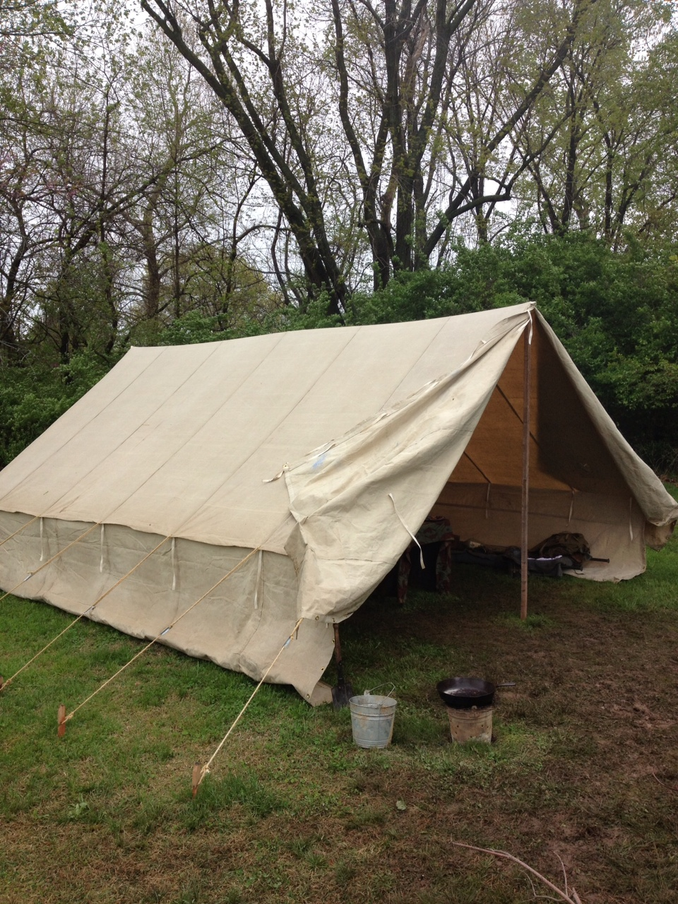 German Wwii Tents From Armbruster Armbruster Tent Maker