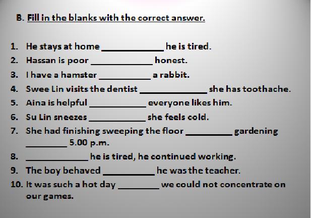 a topic sentence