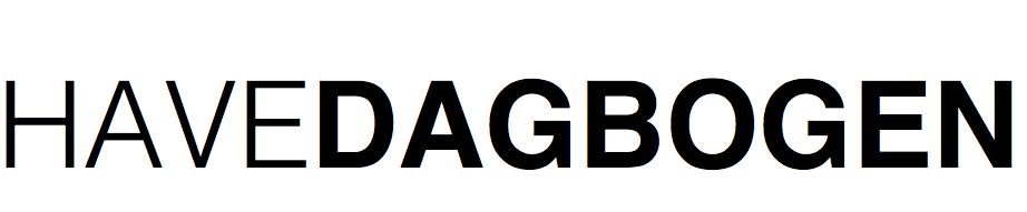 HAVEDAGBOGEN