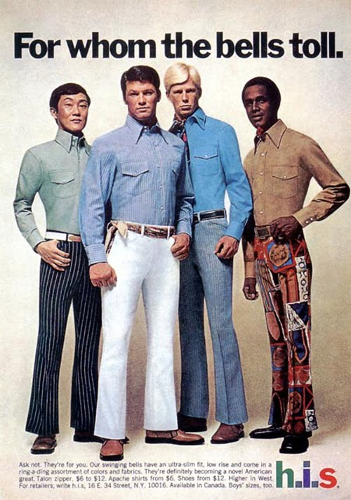 25 Wacky Examples Of 1970s Fashion Damn Cool Pictures