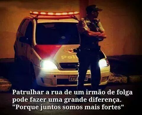 A RUA DO POLICIAL