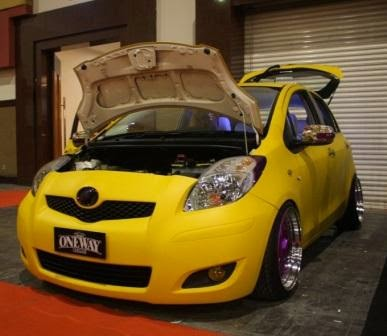 Foto Modifikasi Toyota Yaris