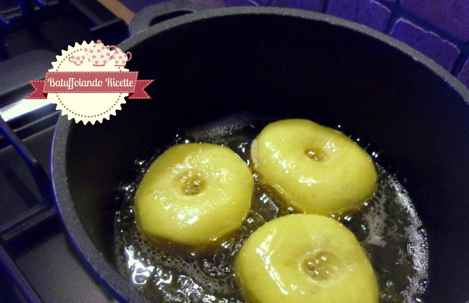Dolci Da Credenza Bombe E Ciambelle : Batuffolando ricette krapfen alla crema e ciambelle fritte