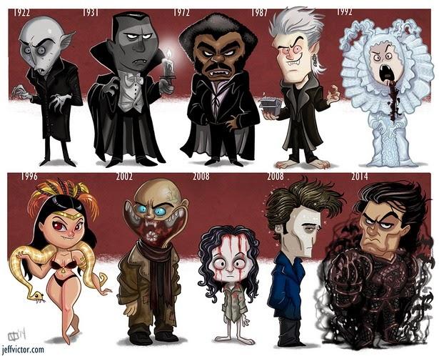 Jeff Victor Vampires