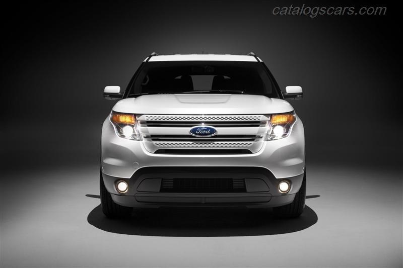 سجل حضورك بصورة سيارة على ذوقك - صفحة 71 Ford-Explorer-2012-24